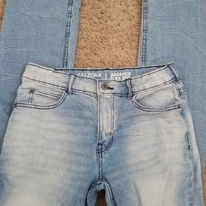 Boys Arizona Advance Flex 360 Jeans size 18